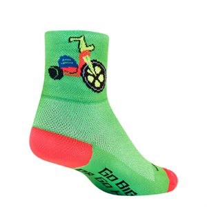 Bigger Wheel socks