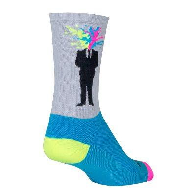 Blown socks