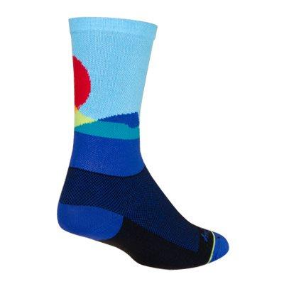 Red Sun socks