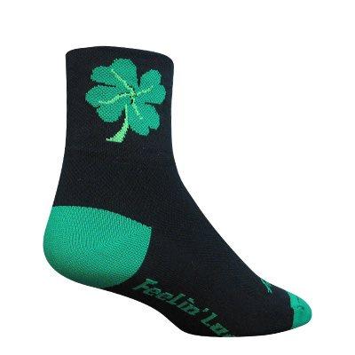Lucky Black socks