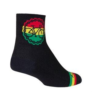 Rasta Ride socks