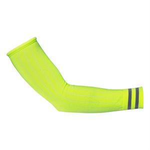 Neon Yellow arm warmers