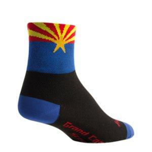 Arizona Flag socks
