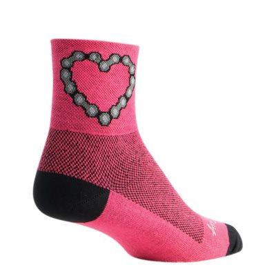 Chain Luv socks