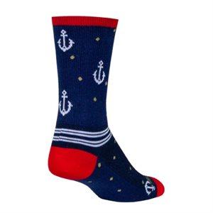 On a Boat socks