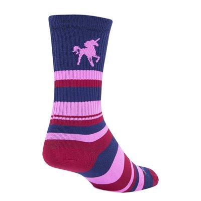 Pink Unicorn socks