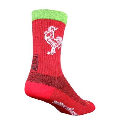 Sriracha socks