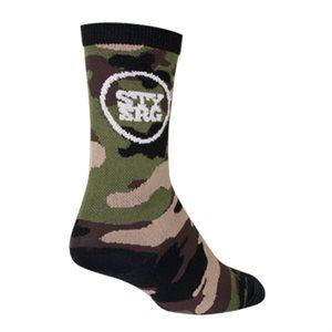 Stay Strong Camo socks