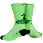 Merry Catmas socks