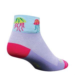Jellyfish socks