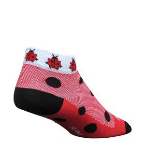 Lady Bug socks