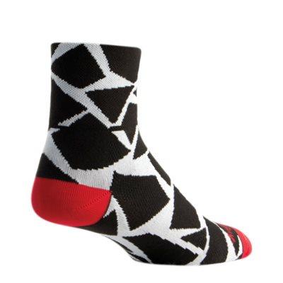 Shattered socks