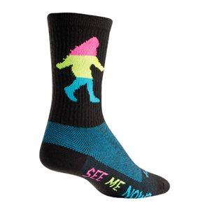 Sasquatch 2 socks