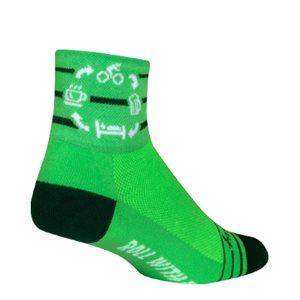 The Cycle socks
