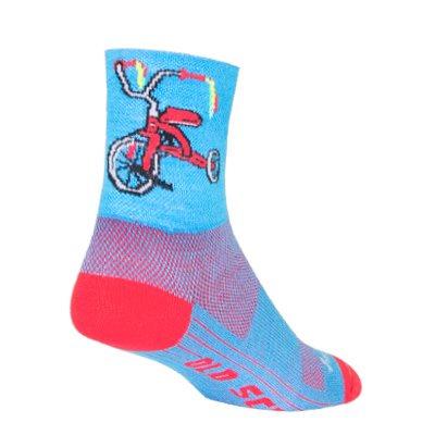 "Trike 4"" socks"