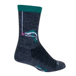 Hooked socks