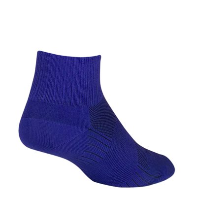 "SGX 2.5"" Purple Sugar socks"
