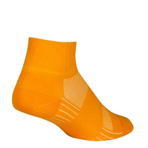 "SGX 2.5"" Gold Sugar socks"