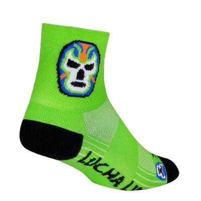 "SGX Luchador 4"" socks"