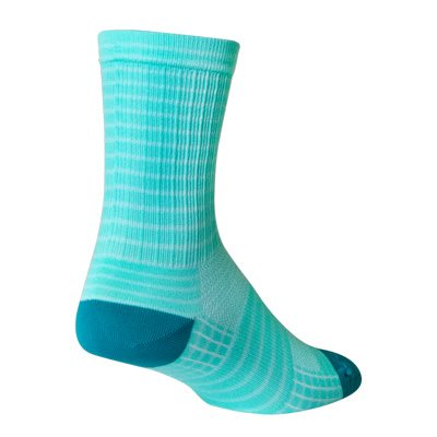 SGX Aqua Stripes socks