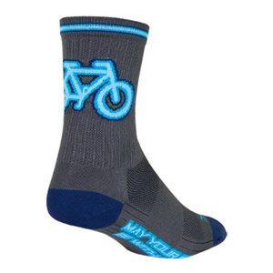 SGX Neon socks