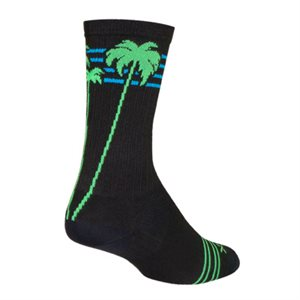 SGX Palms socks