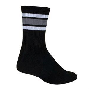SGX Throwback Black socks