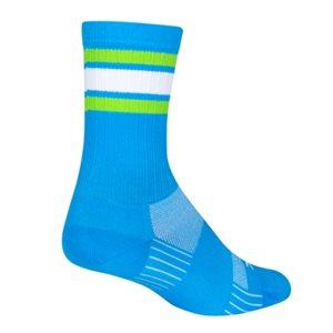 SGX Throwback Blue socks