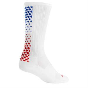 "SGX Republic 8"" socks"