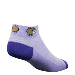 Porcupine socks