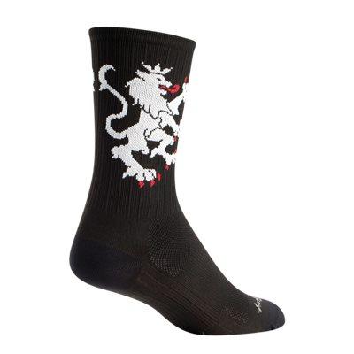 SGX Lion of Flanders socks