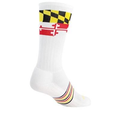 """SGX Lax MD 8"""" socks"""