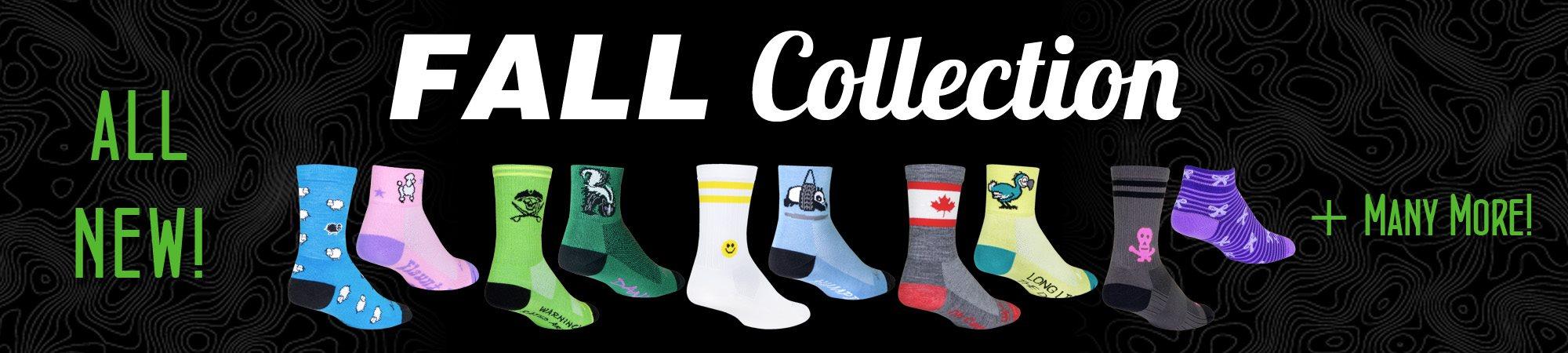 SockGuy Socks Fall 2020